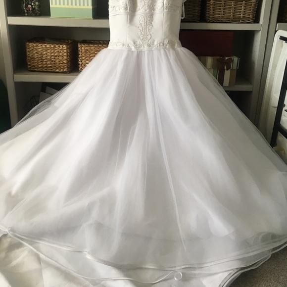 Dresses | Size 16 Wedding Dress | Poshmark